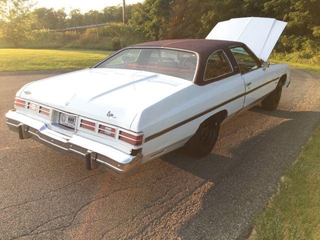 1975 Chevrolet Caprice 2 door donk for sale in East
