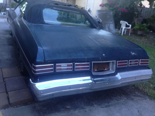 1975 Chevy Caprice Convertible Donk for sale in Miami