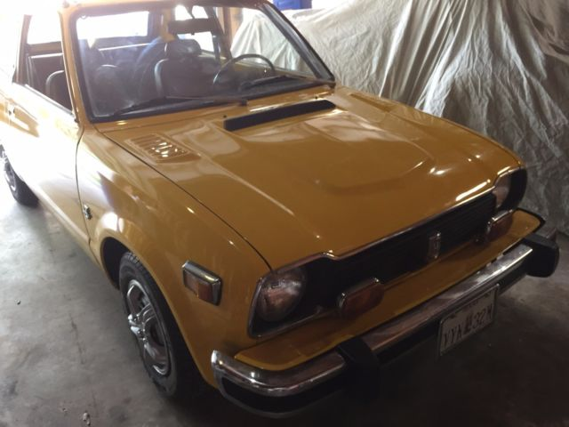 1975 honda civic 1200 great condition runs and drives great fun to drive for sale in houston. Black Bedroom Furniture Sets. Home Design Ideas