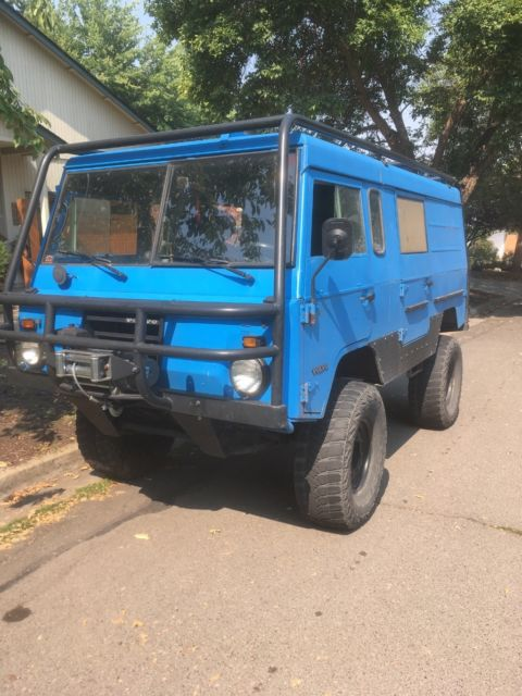 1975 Volvo TGB11 C303 Swedish Military 4x4 for sale in Ashland