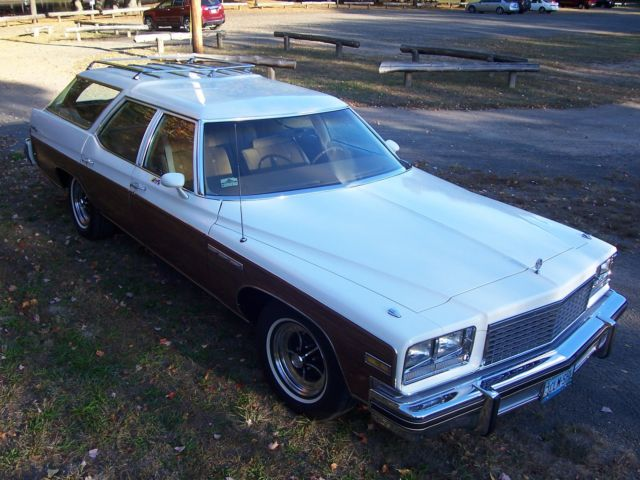 1976 buick estate wagon for sale in wallingford connecticut united states. Black Bedroom Furniture Sets. Home Design Ideas