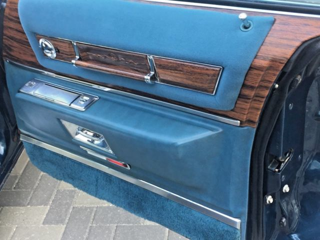 1976 Cadillac Fleetwood Brougham D'Elegance 16,000 original miles