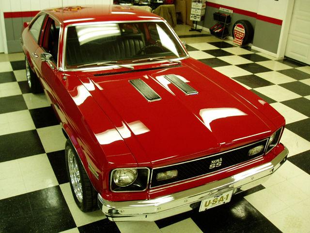 1976 Chevrolet Nova Ss Coupe 2 Door 5 7l For Sale In