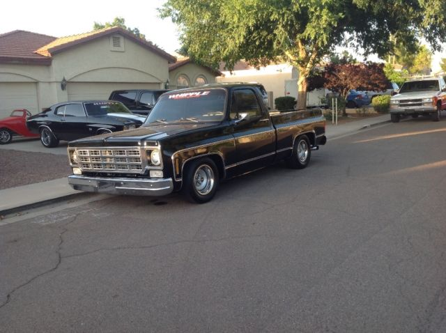 Used Cars Okc >> 1976 Chevy Truck Custom for sale in Mesa, Arizona, United States