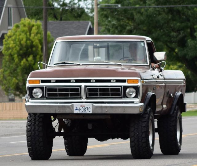 1976 Ford F250 High Boy For Sale In Nephi Utah United States