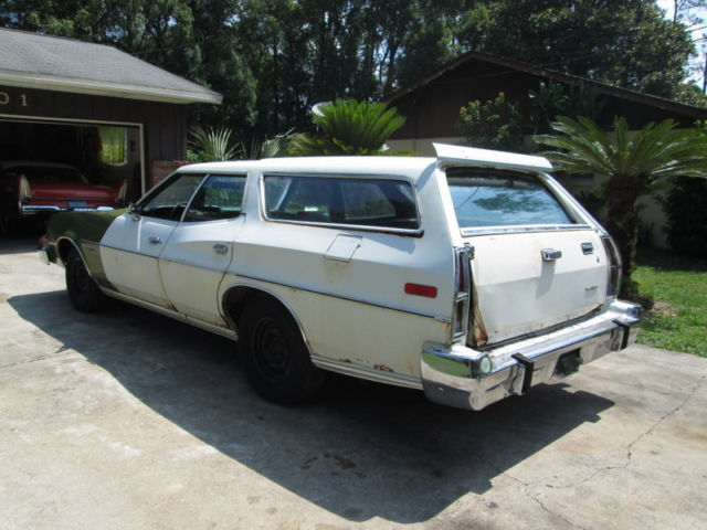 Gran Torino Car >> 1976 Ford Gran Torino station wagon 351-M runs and drives Florida 76 for sale in Ocala, Florida ...