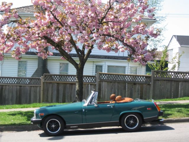 1976 MG MIDGET 1500 for sale in Beverly Hills, California