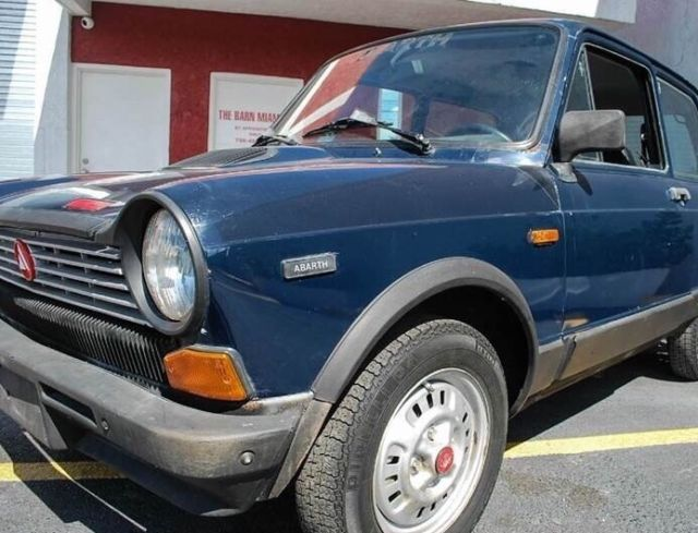 1976 True Autobianchi A112 Abarth for sale in Canby, Oregon, United ...