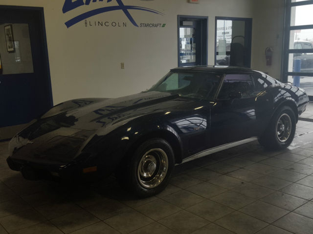 Link Ford Rice Lake >> 1977 Chevrolet Corvette - T-TOP - PROJECT CAR - original leather - for sale in Rice Lake ...