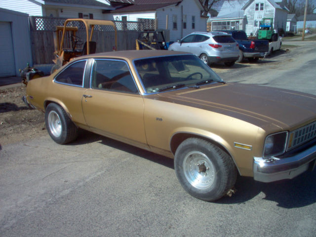 1977 Chevy Nova Numbers Matching 350 Rebuilt Transmission