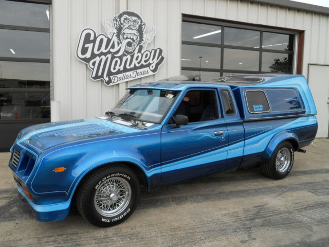 1977 Datsun King Cab Custom Mini Truck Offered By Gas