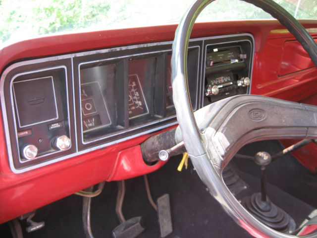 1977 Ford F150 4x4 Short Bed For Sale In Owasso  Oklahoma
