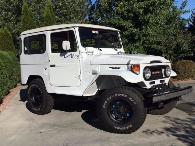 1977 Toyota BJ40 Diesel Land Cruiser  About 50k Miles! for