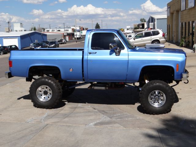 1978 chevy truck short bed Full restoration done ...