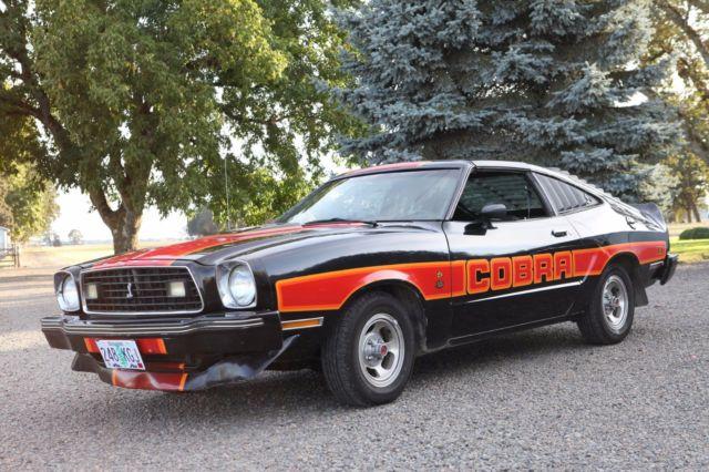 1978 Cobra 2 Mustang For Sale
