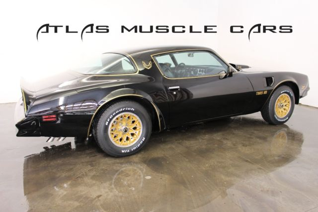 1978 Trans Am 6 6 Auto New Paint Ws6 For Sale In Blue