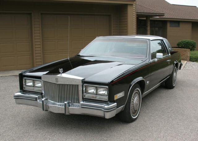1979 Cadillac Eldorado Biarritz for sale in Beulah, Michigan