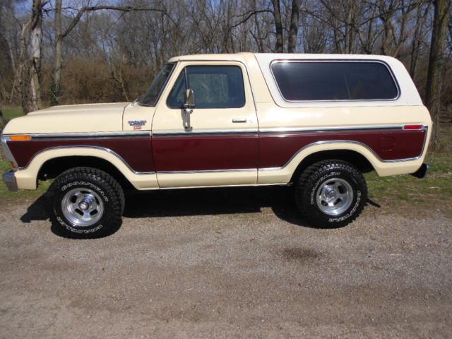 1979 Ford Bronco Original Survivor for sale in Chillicothe ...
