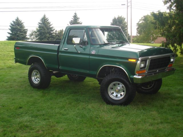 1979 ford f 150 offroad truck for sale in romeo michigan united states. Black Bedroom Furniture Sets. Home Design Ideas