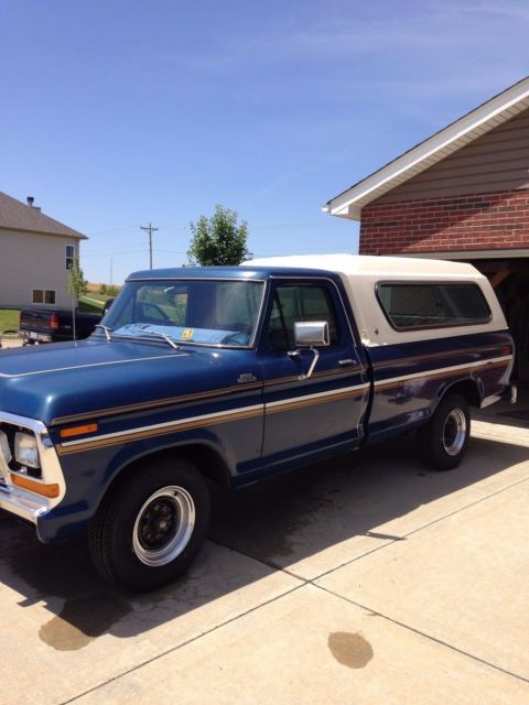 1979 Ford F250 Custom For Sale In Prospect, Connecticut