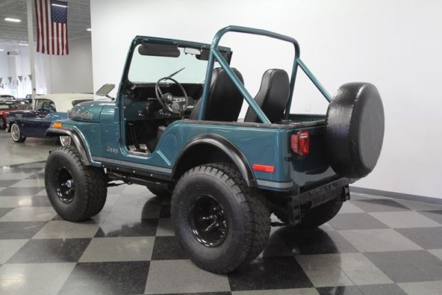 1979 Jeep CJ5 Renegade Jeep 360 V8 4 Speed Manual Classic