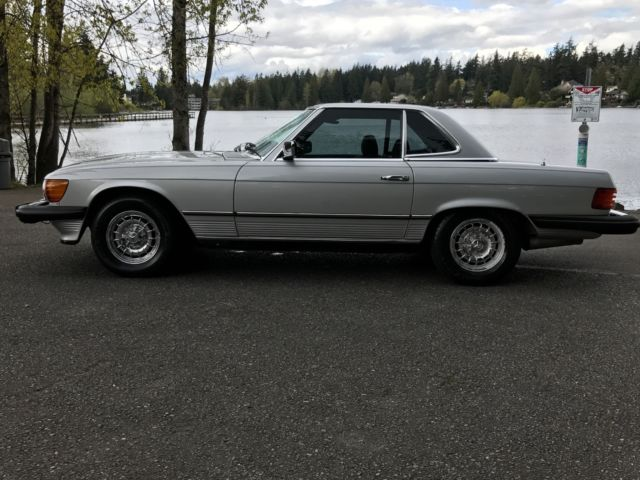 1979 mercedes benz 450sl couple convertible for sale in for 1979 mercedes benz 450sl for sale