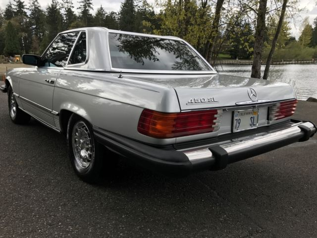 1979 mercedes benz 450sl couple convertible for sale in for Mercedes benz ft washington