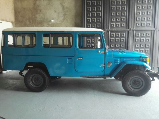1979 Toyota Land Cruiser FJ45 Troopy for sale in Tampa