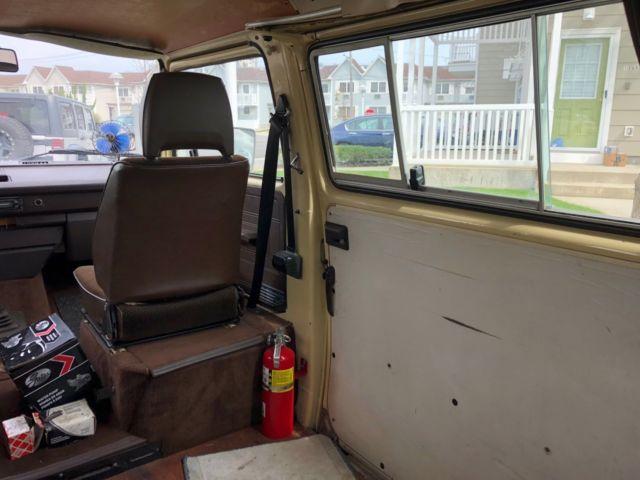 1980 Volkswagen Bus/Vanagon w Subaru Outback Engine Swap for