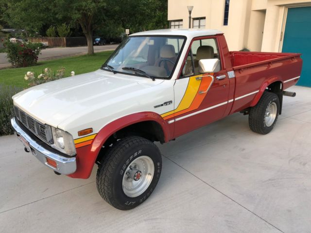 1981 Toyota Pickup, SR5, Hilux, 4x4, 2 Owner for sale in