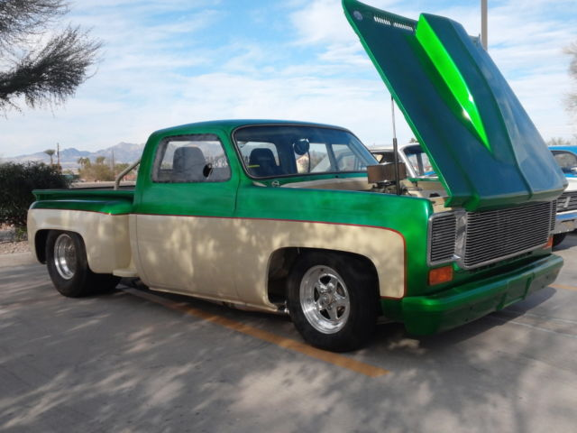 1982 Chevrolet C10 Pro Street Step side truck for sale in Lake Havasu ...
