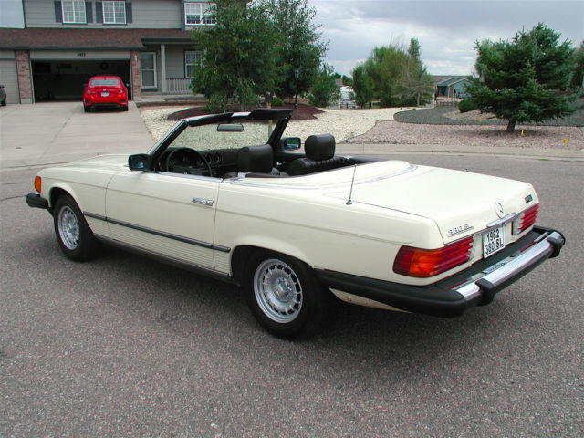 1982 mercedes benz 380sl for sale in mansfield ohio for Used mercedes benz for sale in ohio