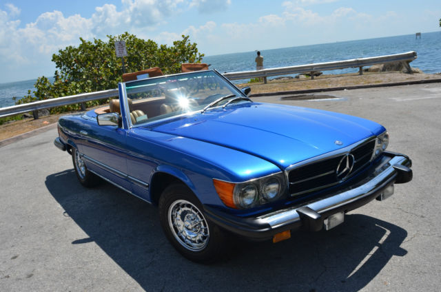 1982 mercedes benz sl 380sl convertible s class 560sl for Mercedes benz 280sl parts