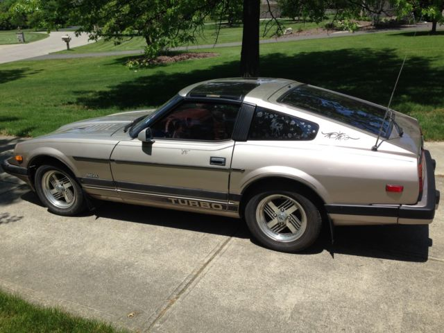 Nissan Columbus Ohio >> 1983 280zx turbo 5-speed no rust Nevada car runs great Columbus ohio area pickup for sale in ...