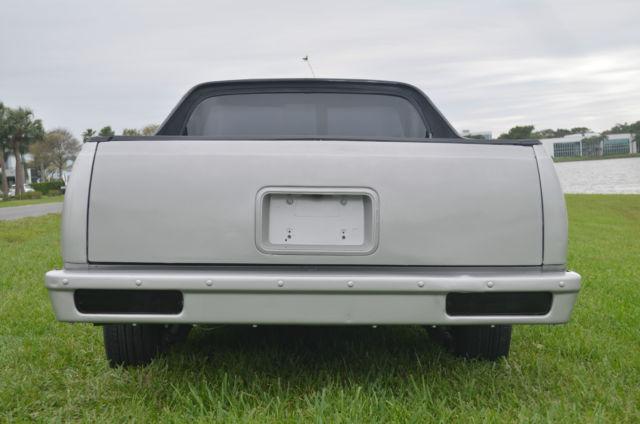 1983 Chevrolet El Camino Conquista edition 5 7 350 V8 Rust free