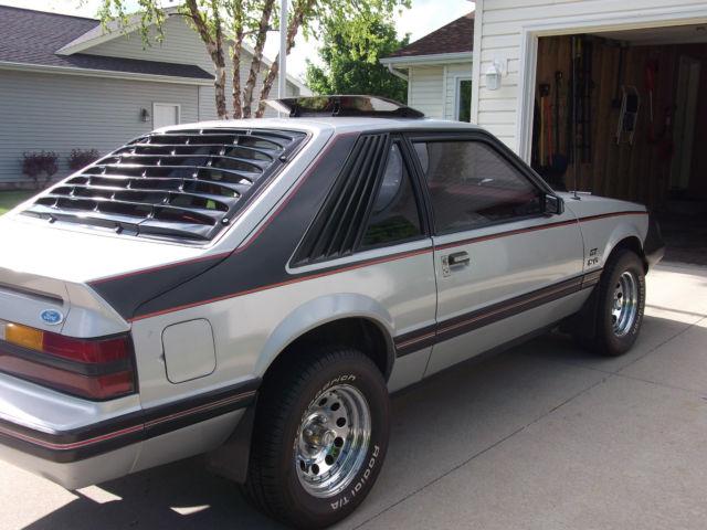 1983 ford mustang gt hatchback 2 door 5 0l for sale in fond du lac wisconsin united states. Black Bedroom Furniture Sets. Home Design Ideas