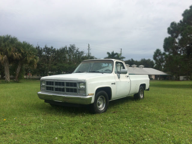 Gmc Sierra Long Bed Not Chevy C Crate Engine Almost No Rust