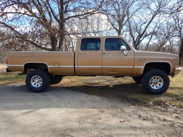Chevrolet K30 4x4 For Sale Autos Post
