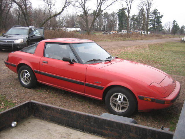 mazda rx7 1985 custom. 1984 mazda rx7 gsl rotary 1979 1980 1981 1982 1983 1985 survivor 1 owner custom