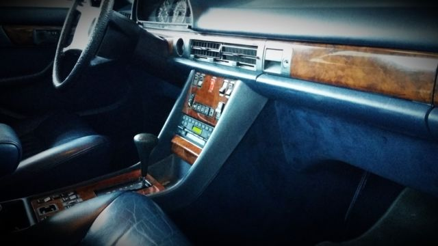 1984 mercedes benz 500sel head turner for sale in la for Mercedes benz of hilton head