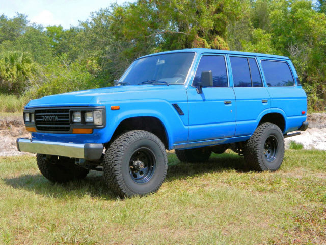 1984 TOYOTA LANDCRUISER FJ60 ONE OF A KIND, for sale in Houston