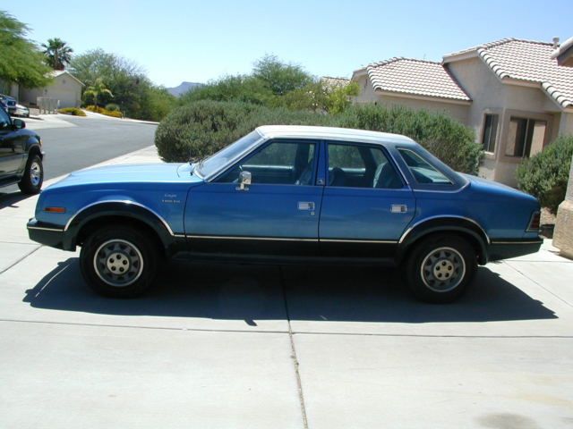 Amc Eagle Sedan For Sale In Tucson Arizona United States