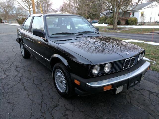 BMW I Original E Door Speed In Schwarz For Sale - Bmw 318i 2 door