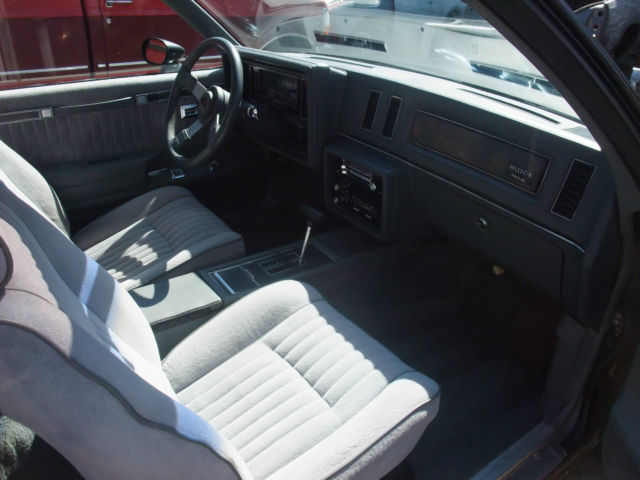 1985 buick regal t type 3.8 turbo designer grand national ...