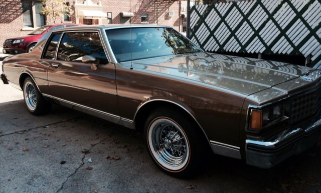 1985 chevrolet caprice classic 2 door 61 000 original miles always garaged kept for sale in brooklyn new york united states classic cars collectors cars rare cars for sale and export from usa