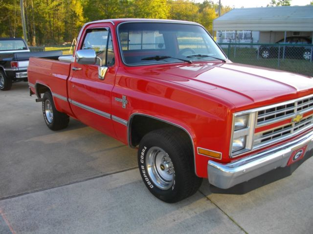 1985 CHEVY C10 Pick Up SWB for sale in Jacksonville, Florida, United