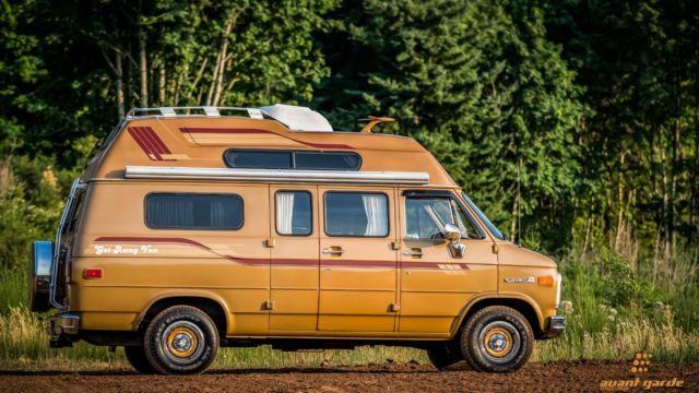1985 GMC Vandura Get-Away-Van Camper Conversion, Amazing
