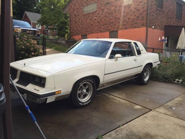 1985 Oldsmobile Cutlass Supreme V8 Swap Hot Rod Rat Rod For Sale In Pittsburgh Pennsylvania