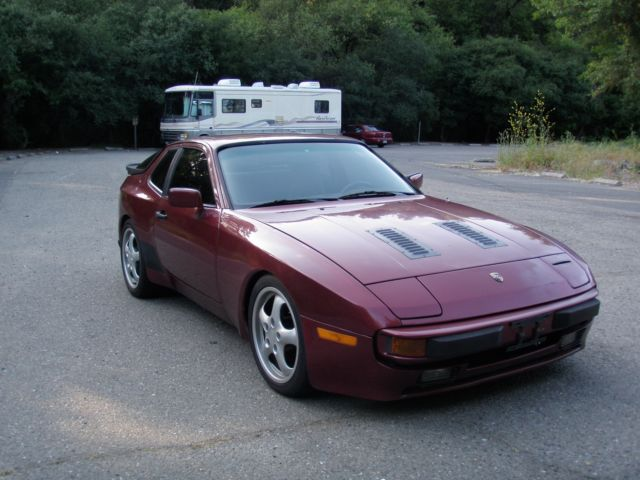 1985 porsche 944 with lt1 from renegade hybrids no reserve for sale in castro valley. Black Bedroom Furniture Sets. Home Design Ideas