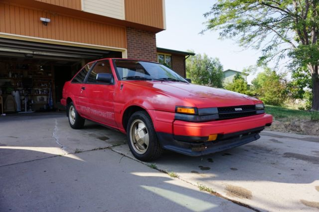 1985 Toyota Corolla GT-S (AE86) for sale in Loveland